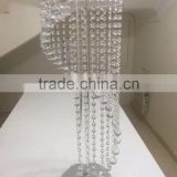 special design crystal flower stand with good prices
