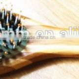 Boar Bristle Hair Brush ,Bamboo Brush, Massage Hair Comb, for All Hair Types