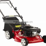 High quality CE Approved Self propelled Lawn Mower, hot sale garden tools manual grass cutter