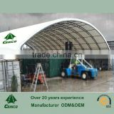 Trussed Engineered Container Roof tent , Warehouse Storage Shelter, car parking tent,warehouse tent