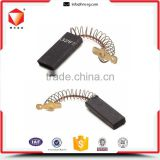Trade assurance reasonable price carbon brush for washing machine motor