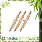2016 Hot Sale french style walnut and maple wholesale wooden rolling pin