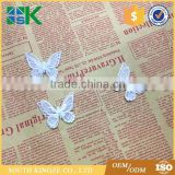 3D Butterfly Patch Iron on Sew Sticker Embroidery Home DIY Craft Accessory