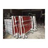 Folding Aluminum Stage Platform , 18mm Plywood Performance Show Events Aluminium Platform