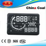 Car GPS Hud Head Up display OBD II Speedometer