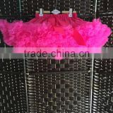 Girl's Solid Color Dance Tutu Pettiskirt 0-10T