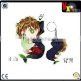 Japan Anime Free! Swim Club cute Acrylic Key Chain key ring pendant