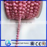 Colourful party beads for childrem DIY beads chain