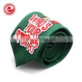 Professional design custom Christmas neckties