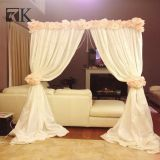 RK wedding drape for wall and wedding decoration with colorful drapery,portable stage backdrops/pipe and drape