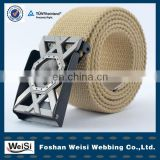 weisi exclusive design promotional men magnetic waist belt
