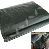 Virgin Materials Camouflage Large Outdoor Tarp