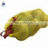Durable high tensile strength 25kg 30kg tubular pp mesh bag