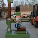 z3032 radial drilling machine