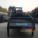 Slurry dewatering equipment for fine sand recovery