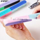 nail art tools polishing file buffer 7 side in stock newest design nail supplier