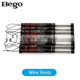 Fast Shipping E Cig Accessories Rofvape Wire Shots for RDA/RBA/RTA Clapton Wire Wholesale