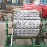 Wheat straw baling machine mini hay baler machine small hay baler