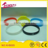 Wholesale customized Silicone Wristband,Promotion Silicone Bracelet, bet selling Wrist Band
