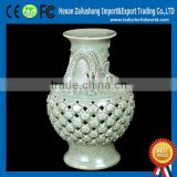 Chinese Dragon Ceramic Vase Symbolize Noble and Elegant For Porcelain Gifts/Decoration/Collection