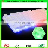 High Quality Wired USB RGB Mechanical Keyboard With Backlit