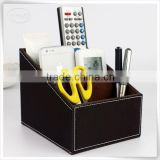 Hot sale leather leather shoe storage box manufacture
