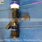 Flow adjustable fire nozzle with Japanese female coupling QLD6.0/15 III-C