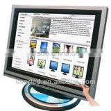 "24"" high brightness LED CCTV lcd Monitor,can be used in medical,waterproof outer casing"