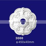 Hot Sale European Design Building Inteior Decoration PU Material Polyurethane Ceiling Medallions With Factory Price 3000