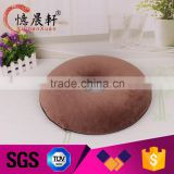 Supply all kinds of velvet cushion chair,u-shape silicone seat cushion