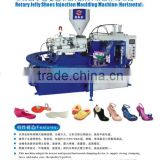 PVC jelly slippers making machine \crocs &melissa brand shoes \flip flops &sandals &plastic &ladies shoes rotary machine