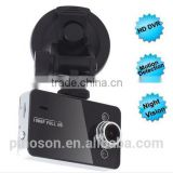 "2.7"" LCD 1080P FHD K6000 Car DVR Dash Camera Video Recorder 140 Angle G-sensor SOS Motion Detection IR Night Vision k6000"
