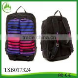 China wholesale polyester outdoor travelling knapsack
