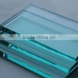 4mm clear float glass for building decoration