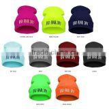 Men's Women's Beanie Hat Unisex Warm Winter Knit Fashion Hat Hip-hop Beanie Hats