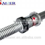 SFU1204 rolled thread rotating nut ball screws from China manufacture