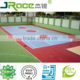 seamless outdoor flooring silicon pu basketball court                                                                         Quality Choice