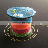 Big Discount! Braided Fishing Line Fishing Tackle Multicolour Fishing Coils Dongyang China