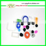 Glass Silicone Rubber Gasket