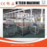 U-TECH Spout pouch liner cuting sealing capping machine