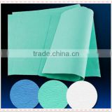 Medical device sterilization packaging paper / medical wrinkle paper 90*90cm