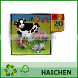 Kids Educational toy Bamboo Puzzles And Toys
