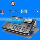 Android pos terminal with 7inch touch screen Android 4.0 OS with RFID/PSAM/WiFi/3G/Thermal printer/Barcode scanner