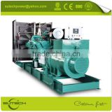 60hz for home USA home use Diesel Generator 120KW 150kva generators with cummins engine 6BTA5.9-G2