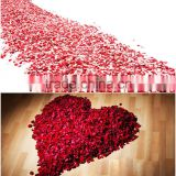 Multi Colors Artificial Confetti Bouquet Paper Rose Petals Favors Flower For Wedding Party Home Decoration Accessory