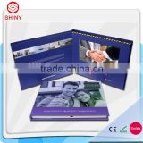 "newest 2.4"" 2.8"" 4.3""5"" 7"" 10.1"" customized invitation lcd video greeting card with best price"