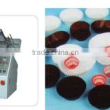 FQ800 CONTROLLED BY MICROCOMPUTER LONGITUDINAL-TRANSVERSAL DIE-CUTTING MACHINE JDGT CAKE TRAY FORMING MACHINE