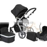 Baby Stroller, Aluminum Tube European standard High Quality And Comfortable Baby Stroller