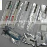 Hotel amenities set/disposable dental kits/shaving kits/sewing kits/hotel bathroom slippers set