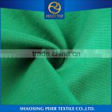 Best selling smooth 100 polyester neon spandex elastic jacquard fabric autumn and winter coat fabric